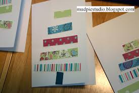 mud pie studio christmas cards handmade by kids