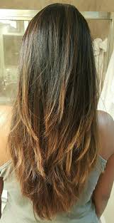 hair cut feather back best 25 v layered haircuts ideas on pinterest v layers medium