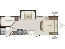 Bullet Travel Trailer Floor Plans by 2018 Keystone Bullet 247bhswe Fresno Ca Rvtrader Com