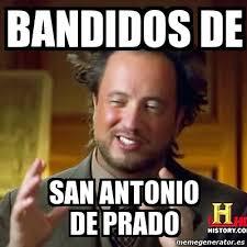 San Antonio Memes - san panchito