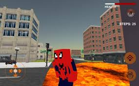 Spider Floor L Spider Lava Floor Apk Free Simulation For