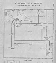 Kennedy Warren Floor Plans Warren Commission Exhibits On This Website