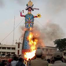 dussehra celebrated in kashmir valley news updates at