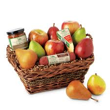 fruit basket hickory farms simply harvest fruit basket hickory farms