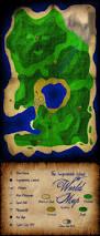 Goo Map Improbable Island World Map By Goocy On Deviantart