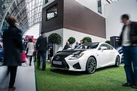 lexus rcf carbon for sale rc f carbon catwalk fashion shows and oculus rift lexus at the