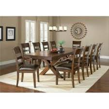steve silver 72 round dining table new steve silver avenue 72 round wooden dining table w 8 chairs
