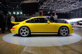 porsche ruf ctr3 the ruf ctr is no longer just a fancy modified porsche autoguide