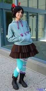 vanellope u0027s sweets wreck it ralph cosplay par afternoonteagarden