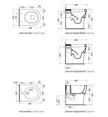 Mini Bidet Link Wc Bidet Toilets From Ceramica Flaminia Architonic