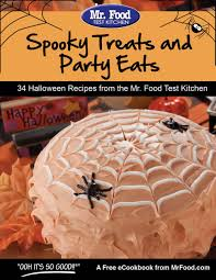 halloween cookbook free mr food holiday ecookbooks mrfood com