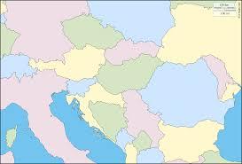 Blank Map Europe by Danubian Europe Free Map Free Blank Map Free Outline Map Free