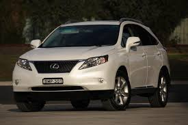 lexus harrier 2010 lexus rx 350 sports luxury review