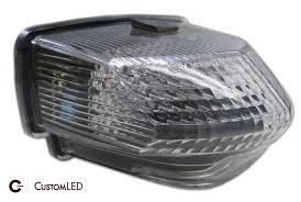 honda cbr 600 2012 2006 2012 honda cbr 600rr blaster x integrated tail light custom led