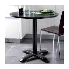 pied de cuisine pied de table central rond en fonte accessoires cuisines