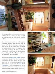 tiny house magazine feature mark photography