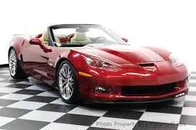 used corvett 2013 used chevrolet corvette certified 427 convertible 1sb bose