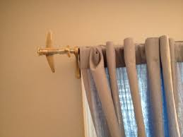 Pottery Barn Curtain Hardware Decorations Curtain Rod Extender Dark Wood Curtain Rods