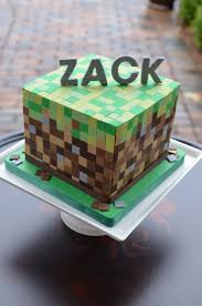 141 cakes minecraft images minecraft party