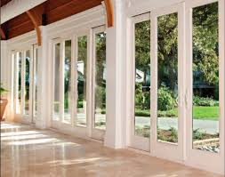 Ideas For Sliding Glass Doors by Wood Frame Door And Panel Glass For Sliding Glass Doors In Your