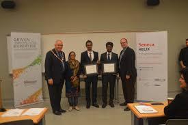 computer engineering seneca coep students won first prize at seneca coep ipc16 competition