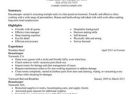 Best Nanny Resume Example Livecareer by Resume Examples Housekeeping Housekeeper Resume Examples Samples