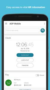 adp mobile solutions apk adp mobile solutions android apps on play