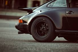 old porsche black porsche 911 magnus walker outlaw 001 wheels cars all makes and