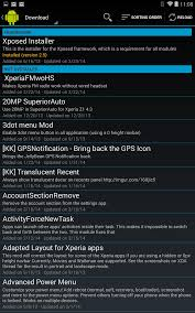 xposed installer 3 0 apk xposed framework updated to version 2 5 with better sony lg and