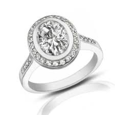 oval shaped engagement rings ct oval shape diamond engagement ring