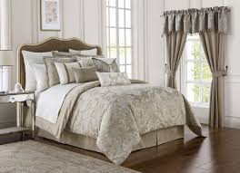 Luxury Bedding Collections Chantelle Taupe Waterford Luxury Bedding Beddingsuperstore Com