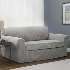 couverture pour canapé housses de canapé wayfair ca