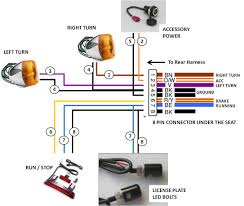 for harley softail wiring harness 1952 chevy pickup wiring diagram