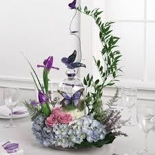 butterfly centerpieces attractive butterfly wedding table decorations 1000 ideas about