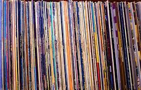 stores that sell photo albums vinyl