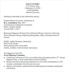 resume exle for college student it intern resume internship resume sle word template engineering