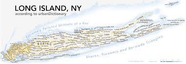 Long Island New York Map by New York U2013 Sasha Trubetskoy