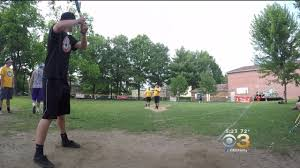 wiffle ball league in ridley park is a real field of dreams cbs