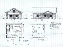 apartments cabin building plans small cabin floor plans with
