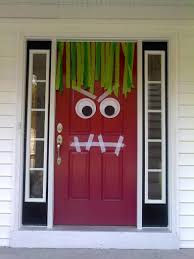 Red Door Home Decor 50 Best Halloween Door Decorations For 2017
