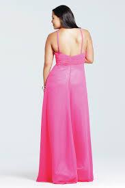 robe de soirã e grande taille pas cher pour mariage robe soirée de grande taille décolletée en v longue sol jmrouge fr