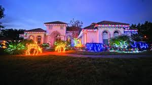 Professional Christmas Lights California Real Estate Management Services