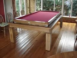 Pool Table Dining Table by Best 25 Billard Table Ideas On Pinterest Bar Billiards Table