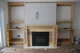 Built Ins For Living Room The Living Room A Fireplace Built In Hometalk