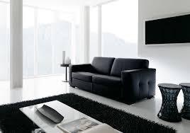 canap lit en cuir canape lit cuir design pas cher lareduc com