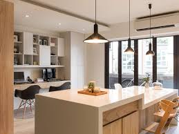 Friendly Kitchen Contemporary Child Friendly Apartment For A Young Urban Family