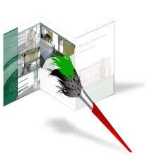 brochure design software cutomized brochure catalog designing services misha infotech