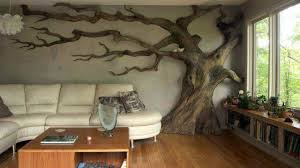 Wall Mural White Birch Trees Tree Wall In Living Rooms Youtube