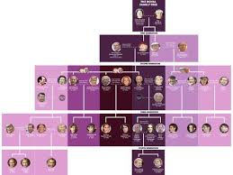 princess diana where she fits in the family tree