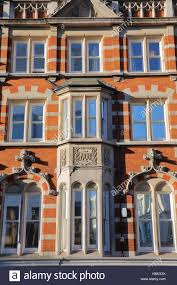 Victorian Houses by London Uk Red Brick Victorian Houses Facades In The Borough Of